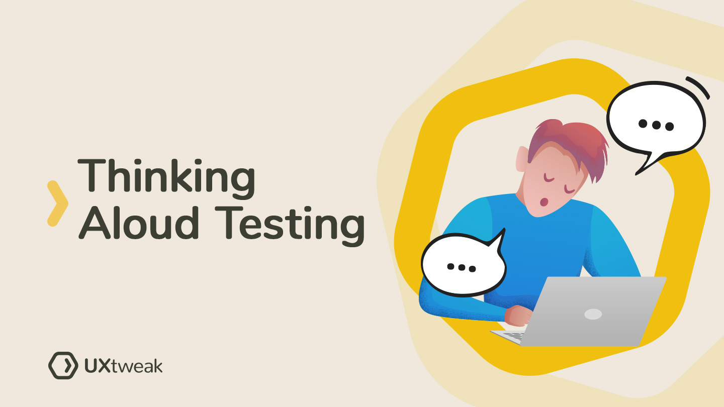 How to use our Think-Aloud feature in your online usability tests