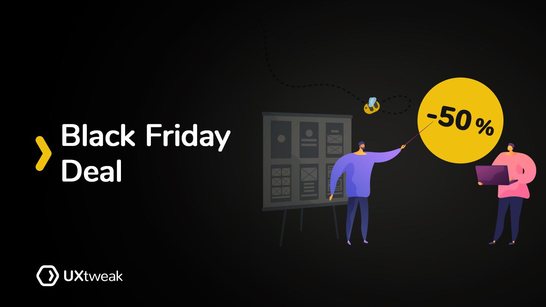 Black Friday Deal 2020