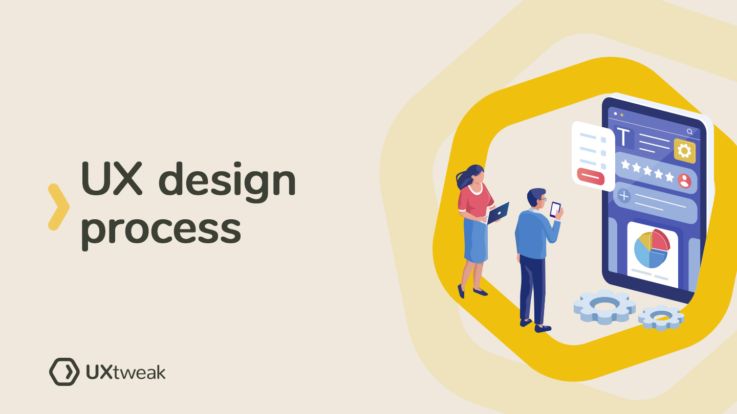 User Experience (UX) design process