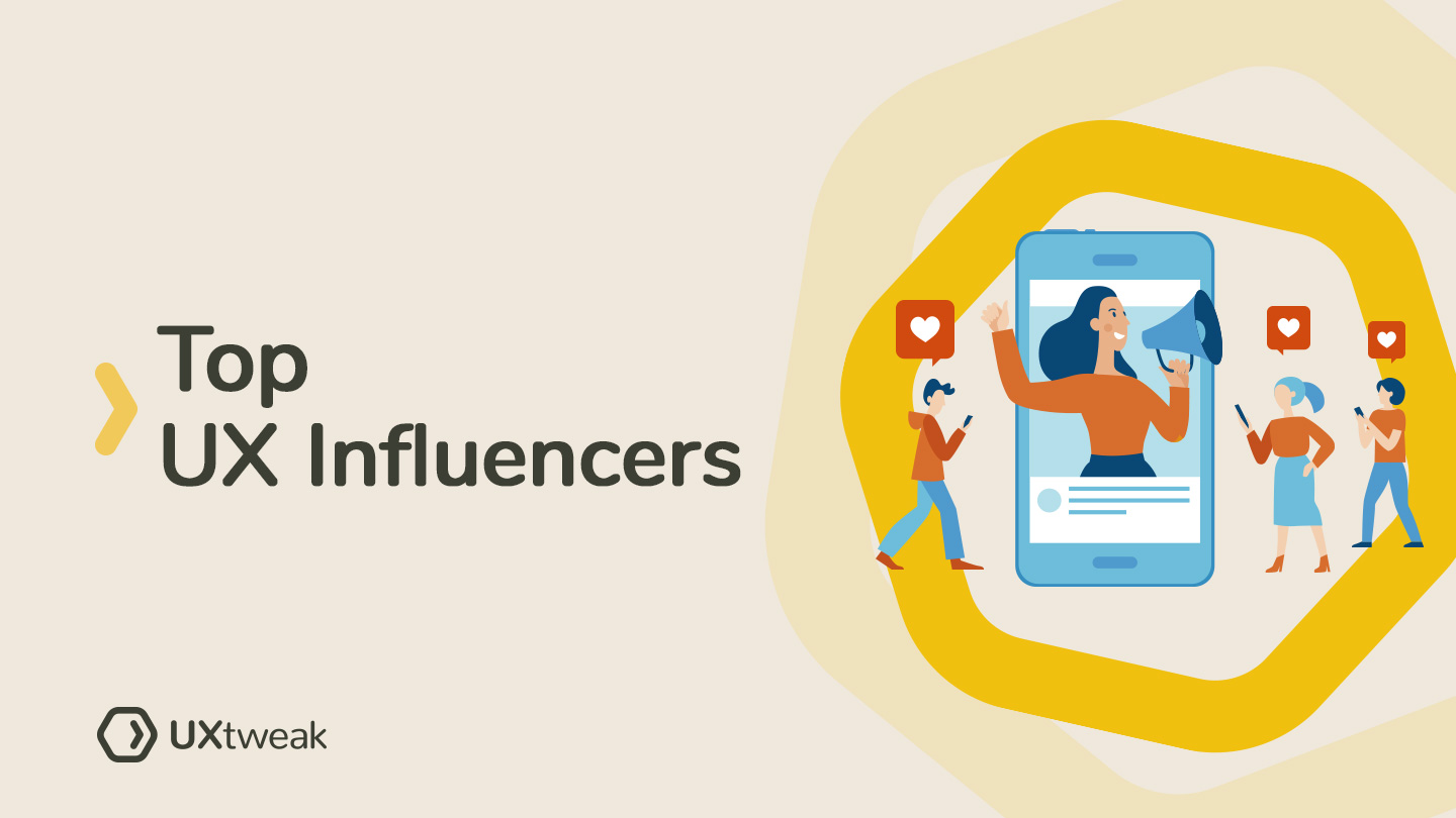 Top 10 UX Influencers You Should Know & Follow