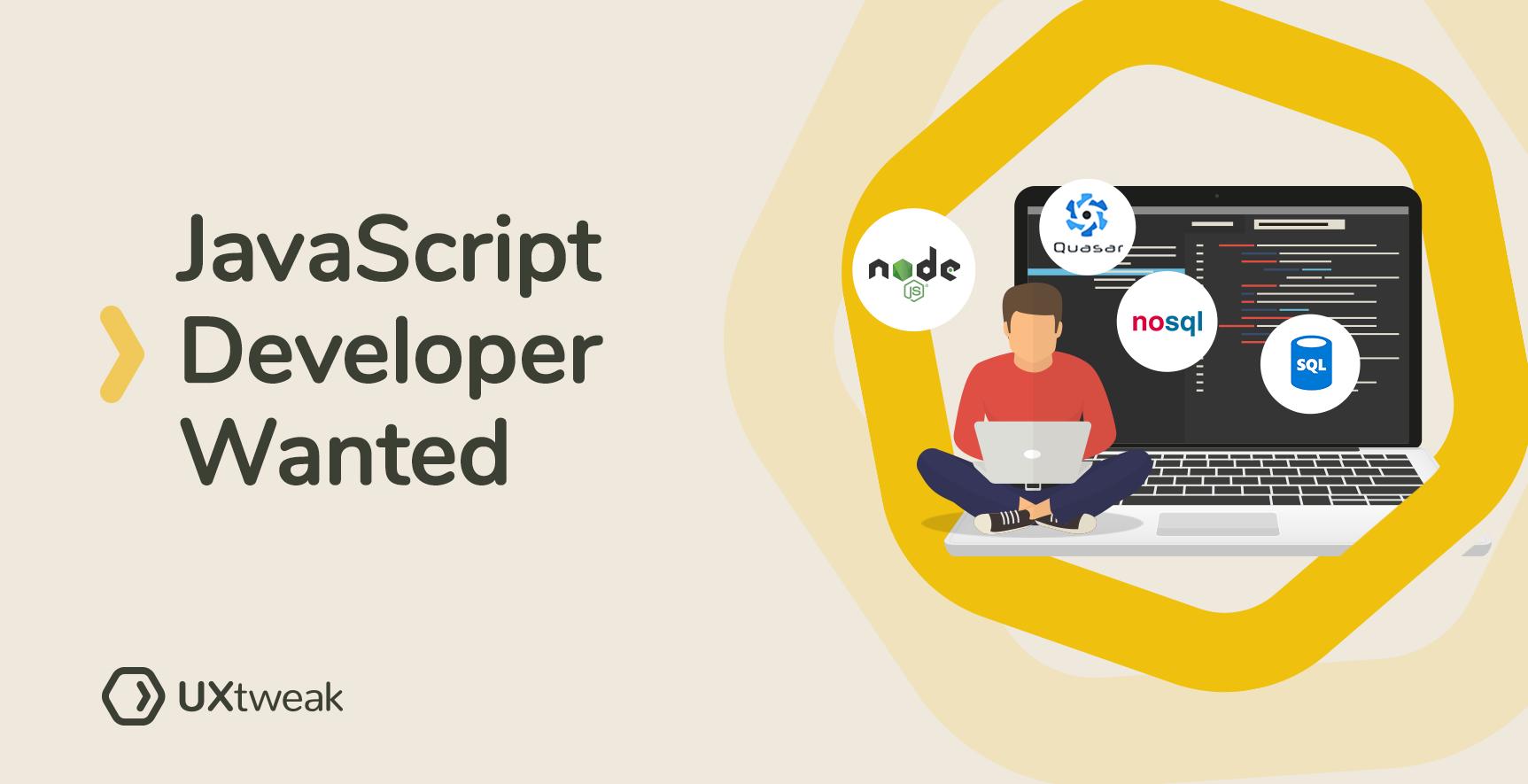 JavaScript Developer [SK]