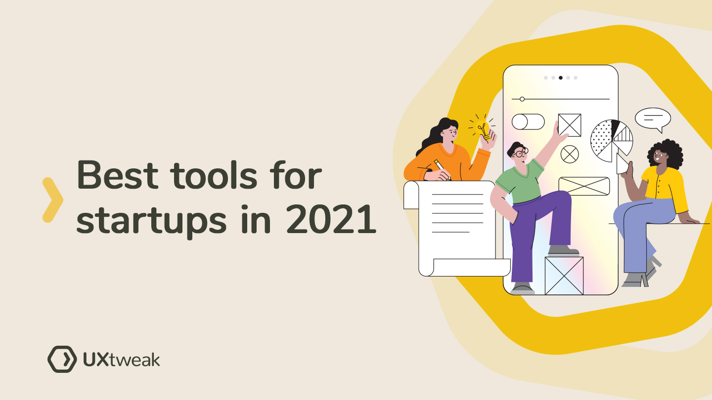 10 Best tools for startups in 2021