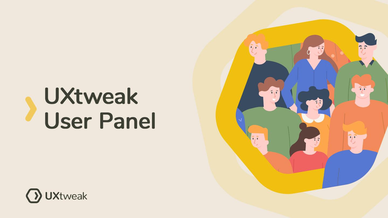UXtweak User Panel