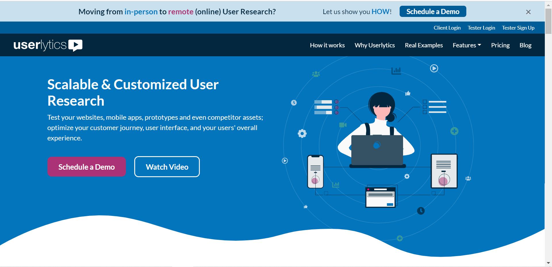 Usertesting alternatives